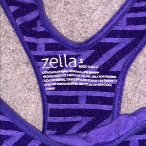 Zella sports tank size small